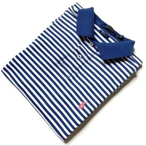 Polo Ralph Lauren Custom Fit Striped Short Sleeve